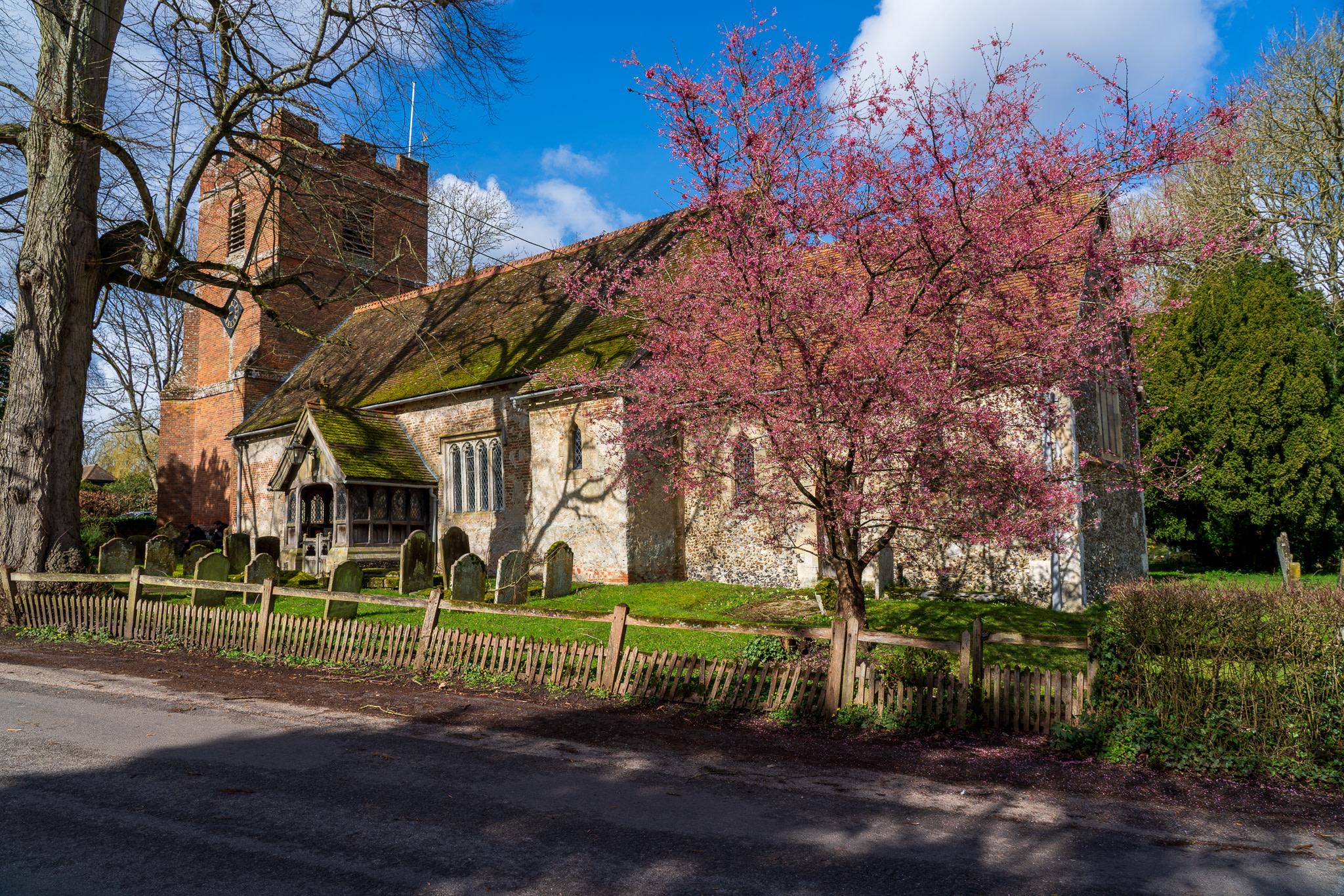 Rotherwick Church