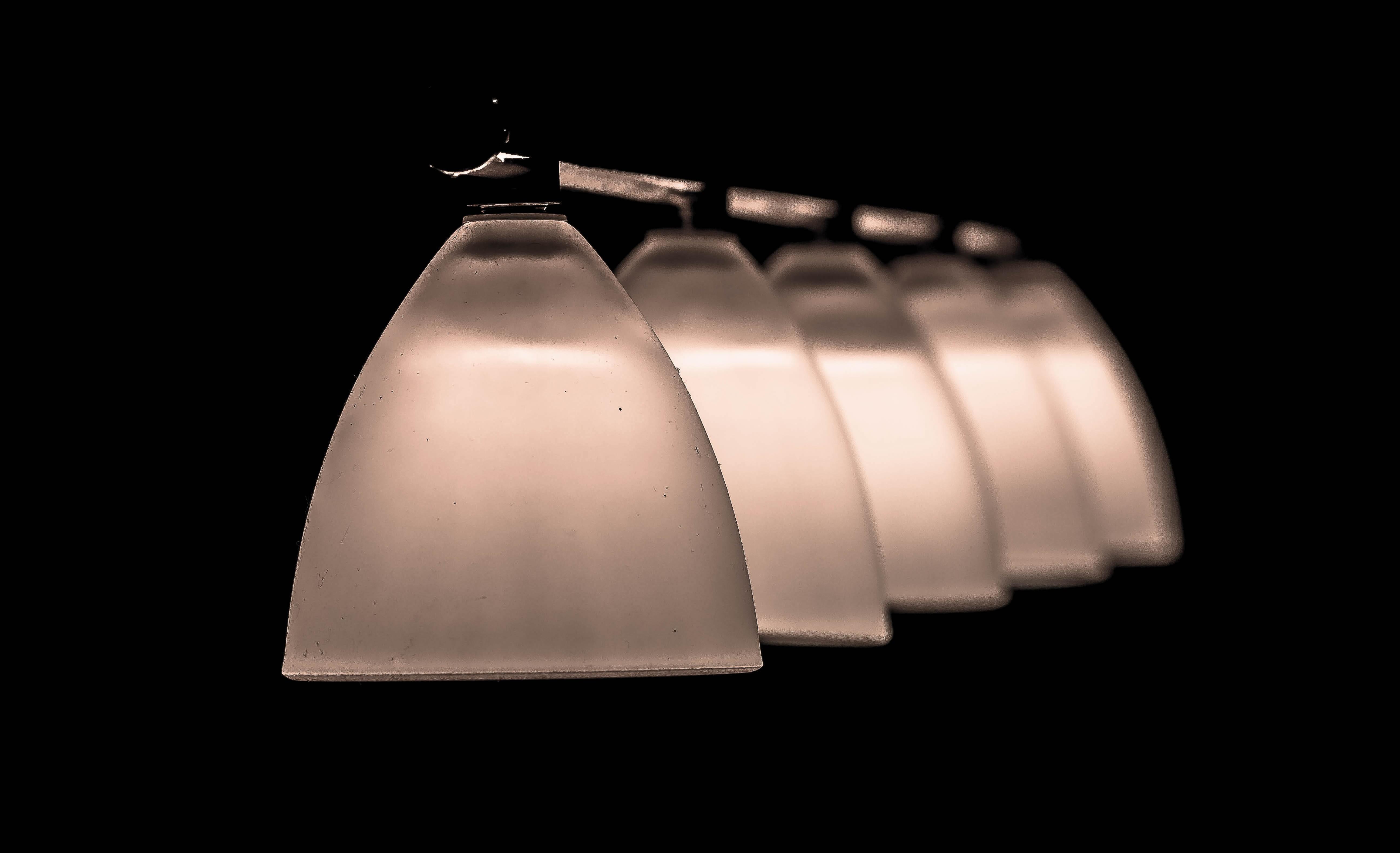 Update to energy efficient lighting