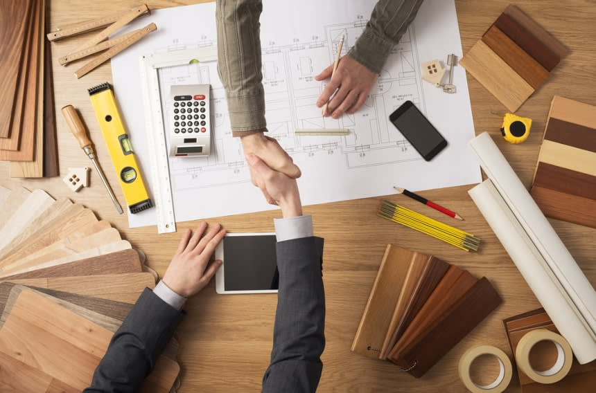 5 Step Contractor Hiring Process