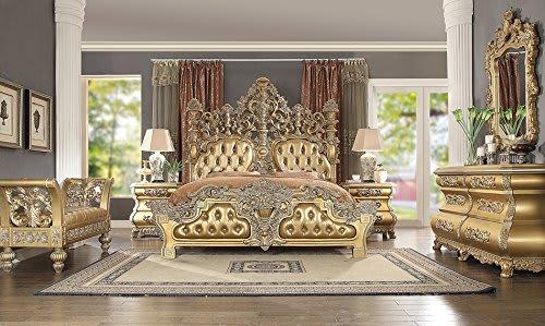 King Size Tenaya Formal Bedroom Set
