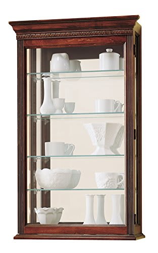 Edmonton Curio Cabinet by Howard Miller ( 685-104 )