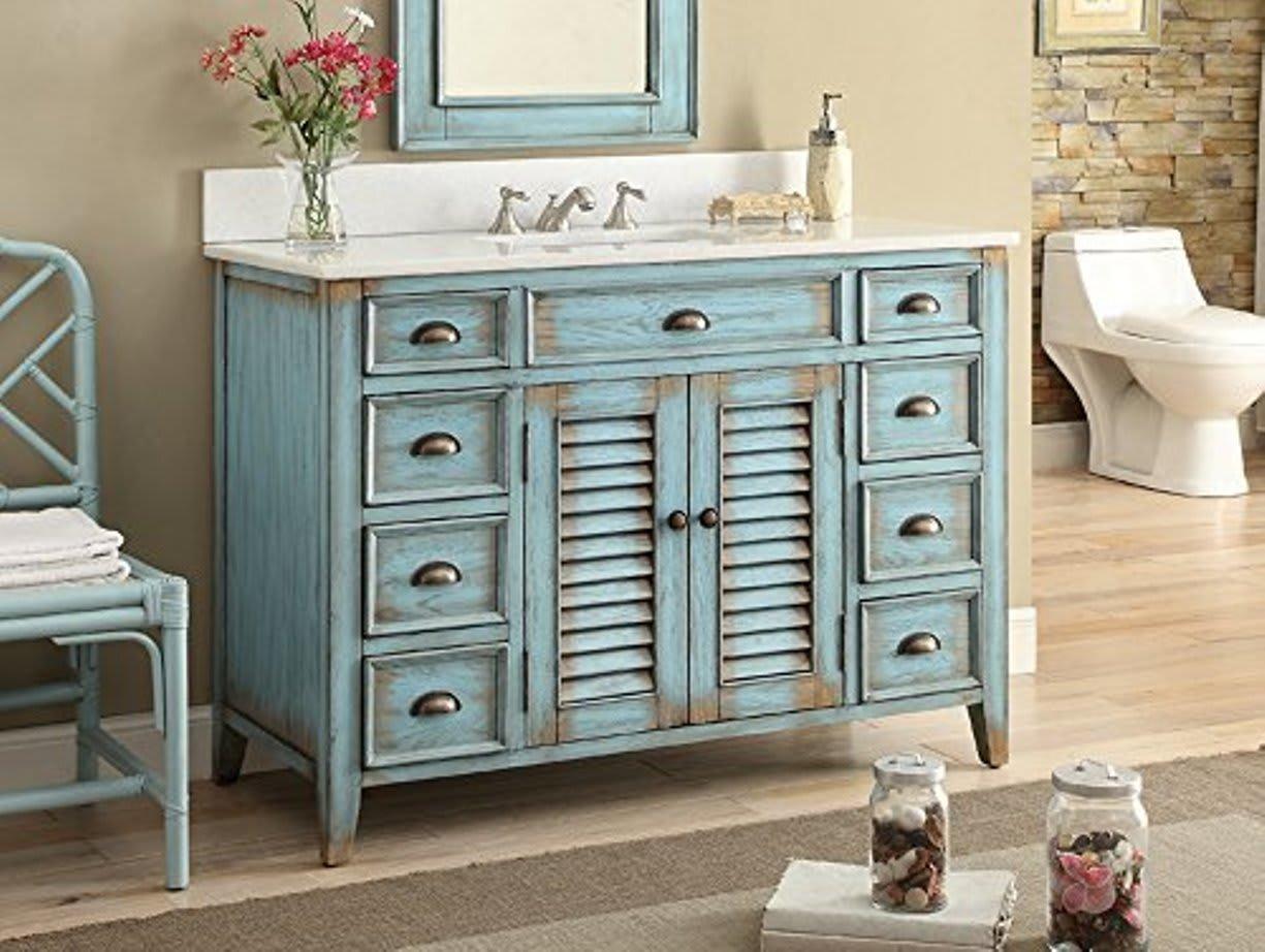 46-Cottage-look-Abbeville-Bathroom-Sink-vanity