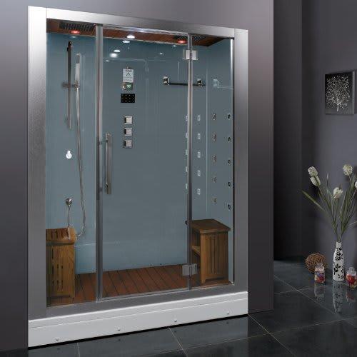 ariel platinum steam shower dz972