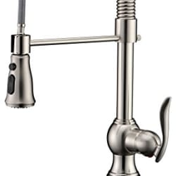 Avola Single Lever Pull Down Kitchen Sink Faucets