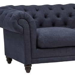 Chesterfield Tufted Sofa Set - Love Seat
