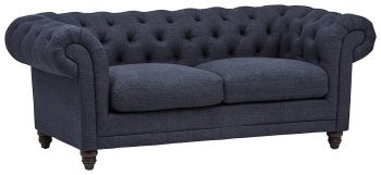 Bradbury Chesterfield Tufted Sofa Set Farmhouse Style