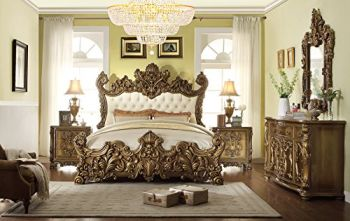 Inland Empire Furniture Sets - Rebecca Eastern Bed Set