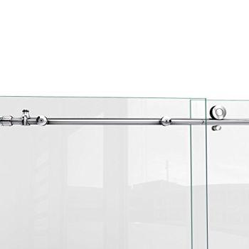 DreamLine-Enigma X glass shower door