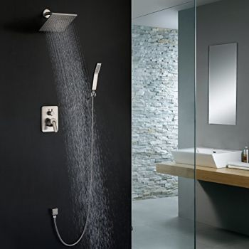Metal Split Flow Rain Shower Faucet - Genhiyar - Factory direct, high-quality suppliers, shipped directly from the factory, reduced quick shipping costs!