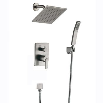 Metal Split Flow Rain Shower Faucet - Genhiyar