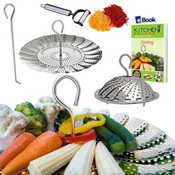 Instapot Pressure Cooker Veggie Steamer Basket