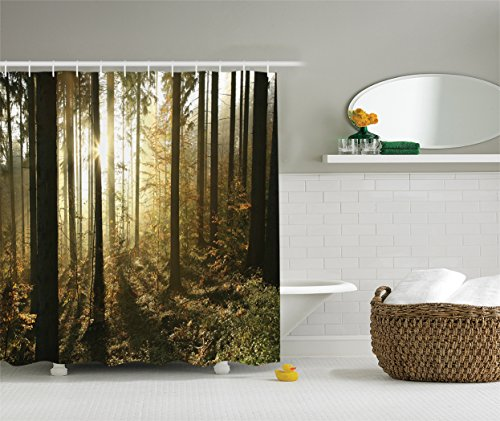 Enjoy effortless bathroom decor updates & Save Big with Ambersonne Designer Shower Curtain. Bargain Prices & FREE Shipping on many Picture Print Designs