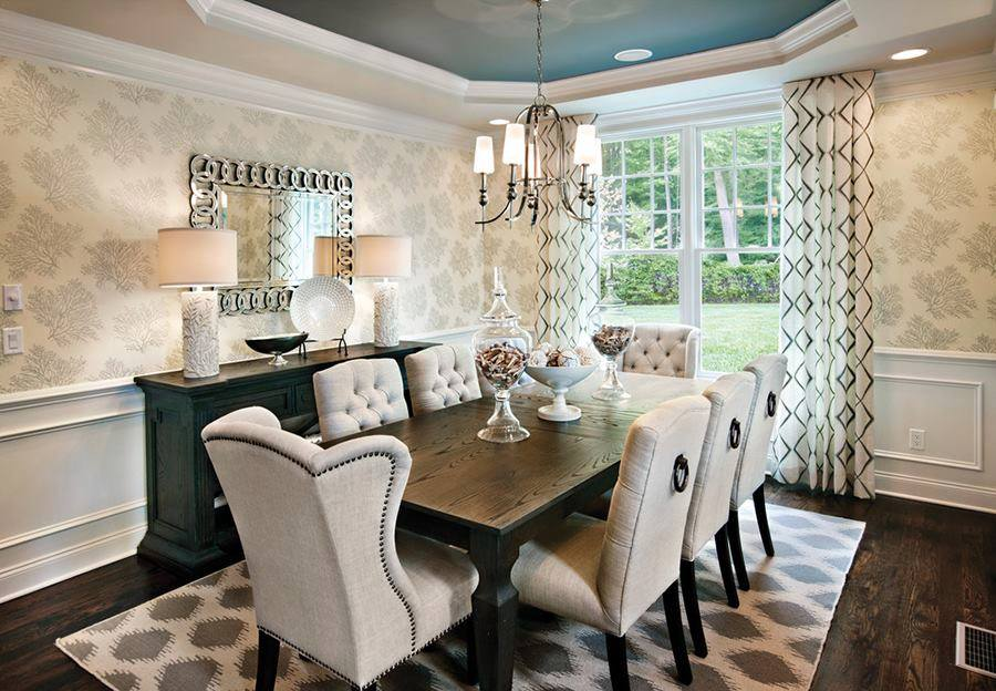Dining Room Classic - plenty of decoration ideas here