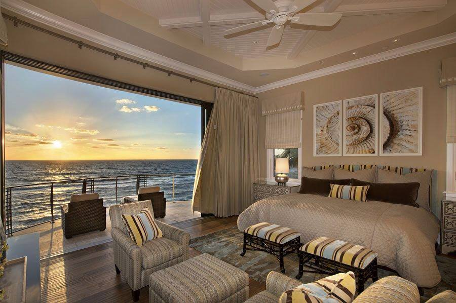 Bedroom With a great view in & out