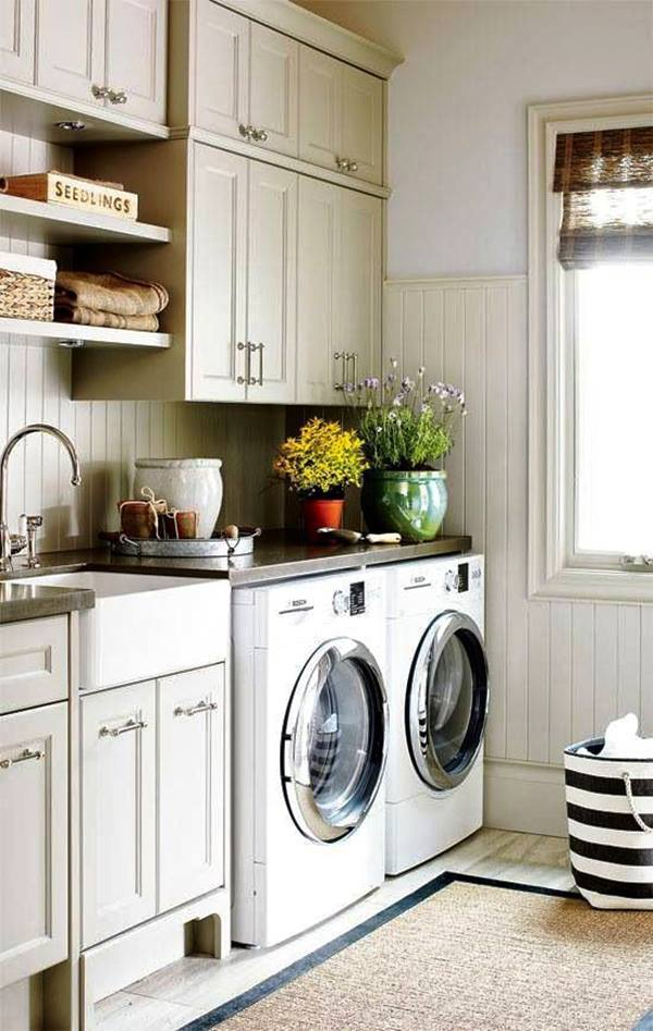 thanks for sharing these cute  farmhouse laundry room ideas