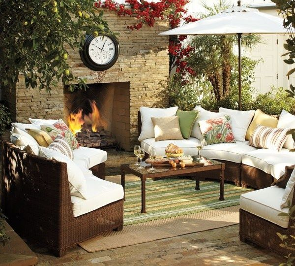 Wicker is a timless and inviting material that has been used for seating and furniture for over 100 years