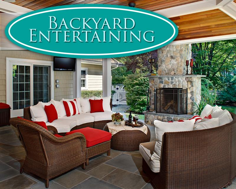 Ideas For Your Backyard Furniture & Entertaining Header image