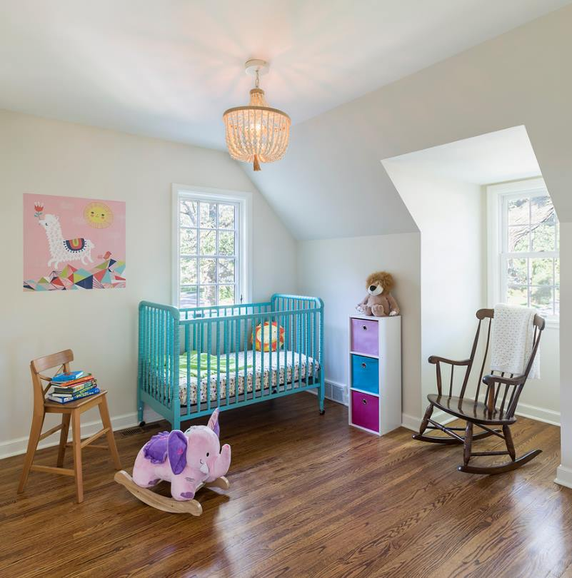 Basic Baby Nursery Image