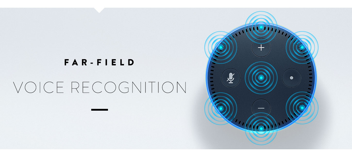 farfield voice recognition