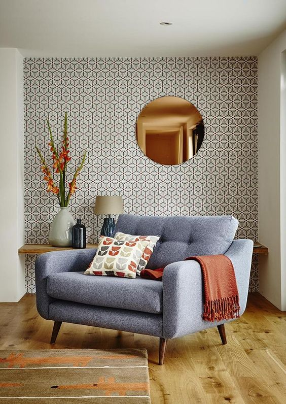 mid_century_designs styles chair and color combo