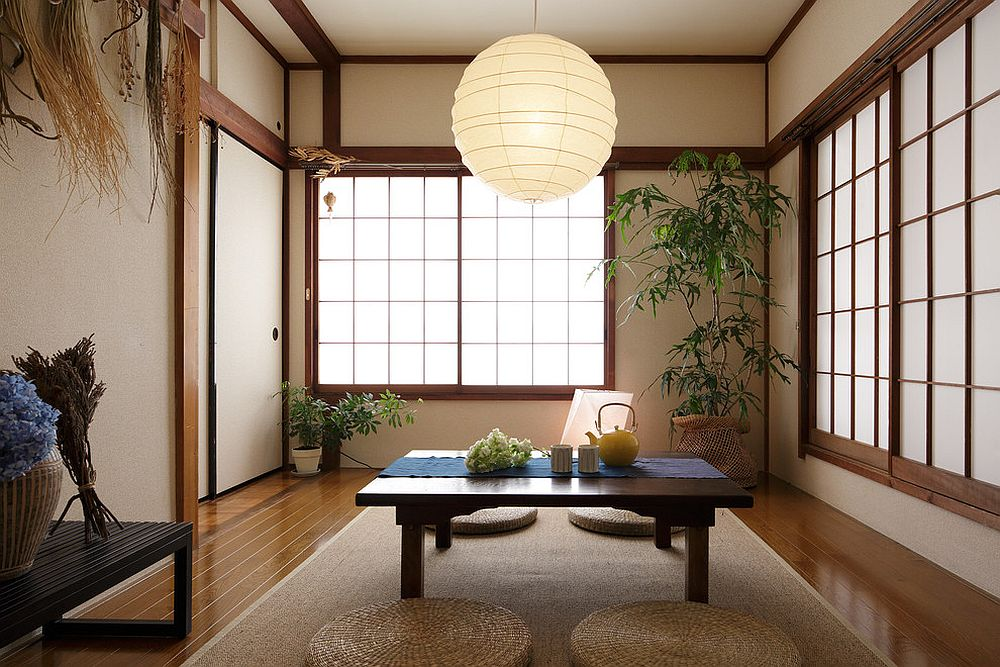 asian design style room