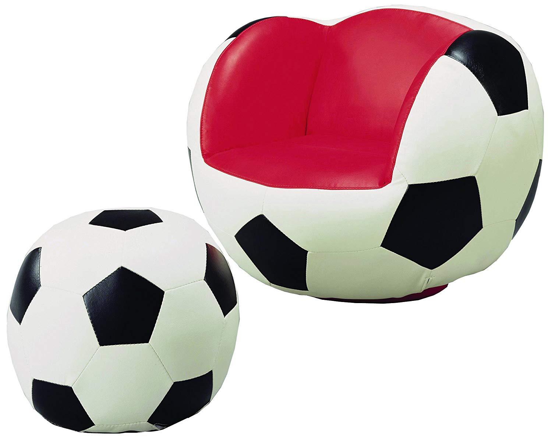 Phenomenal Kids Swivel Base Crown Mark Ball Chair Ottoman Top Home Pdpeps Interior Chair Design Pdpepsorg