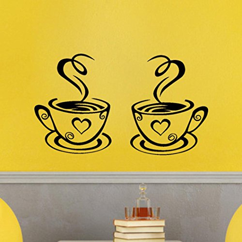 Wall Art By IGEMY - New Design Coffee Mugs Decals