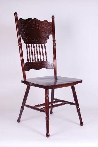 All wood Farmhouse Dining Chair