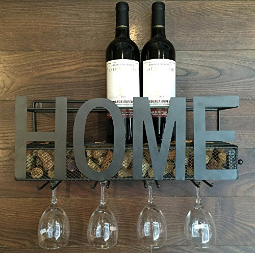 Wine_Rack_Anna_Stay??? visit our shop. Wine Themed kitchen decoration Ideas from Amazon