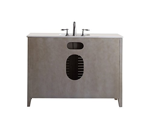 abbeville vanity 46 Back
