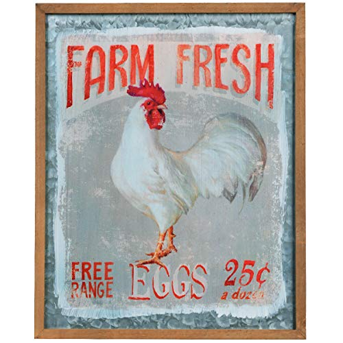 Great Country Kitchen Theme Simply By Importing This Rooster Decor Import any of the 53 Rooster Decor Ideas for country kitchen theme. You'll love our kitchen curtains & the country kitchen style decor for walls and more…Read More »