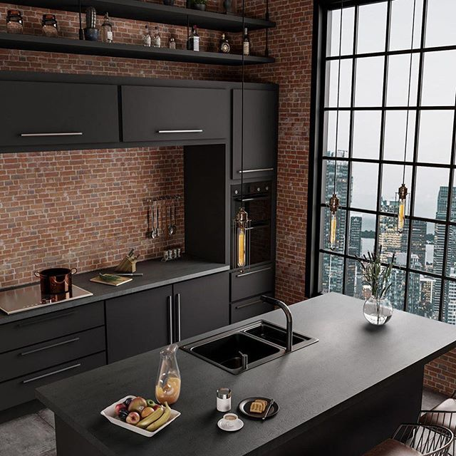 modern-day innovation into an industrial kitchen area