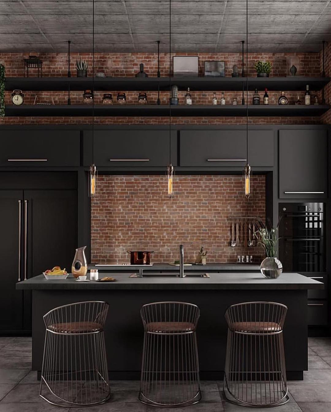 friendly area in your industrial kitchen