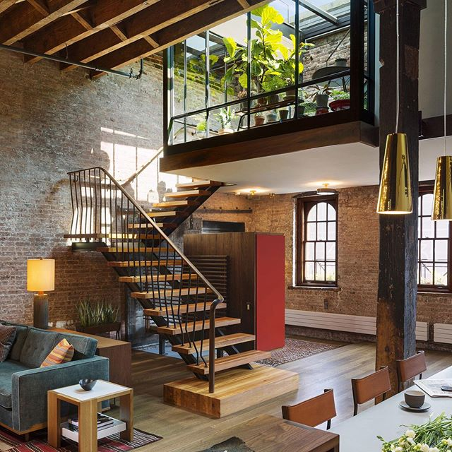 Loft in New Yorker Apartment