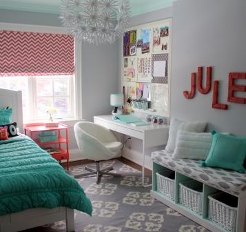 Space saving and  multifunctional furniture is the first and main thing to focus on. is part of Teen bedroom room ideas # 14 teens bedroom ideas, teenage ideas for bedroom, room ideas for teenage girls,