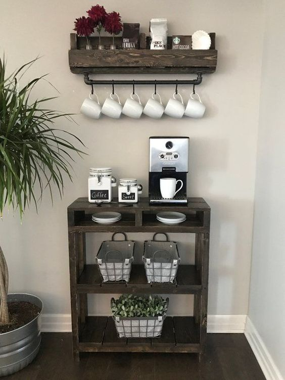 Kitchen Decor Coffee Themes & 15 Effortless Updates For 2020