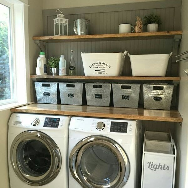 farmhouse decorating guide tip The Ultimate Farmhouse Guide - Farmhouse 2020 Decor & Farmhouse Laundry Room Organization   discover: Great Farmhouse Laundry Room Design Ideas Farmhouse Laundry room decor Sample Farmhouse Laundry Room Sink Farmhouse Laundry Room Utility Sink Top Farmhouse Laundry Room Organizer