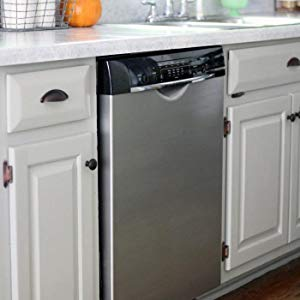 image of stainless steel appliance