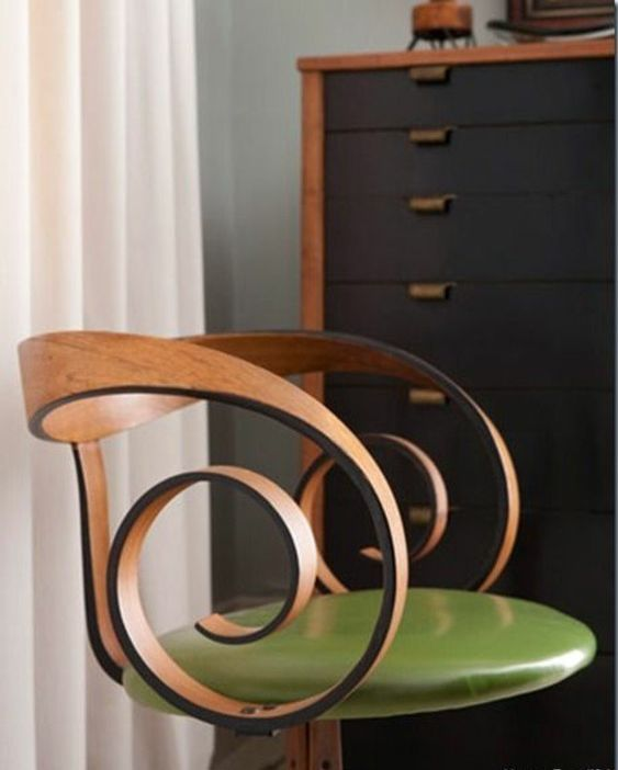 Art Deco Period Style Chair