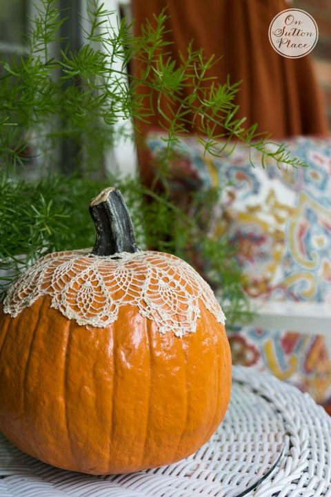 Iconic Fall Decor For Dinner Table Display  Courtesy of On Sutton Place