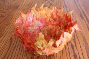 Fall Leaf Bowl from Hello Lucky