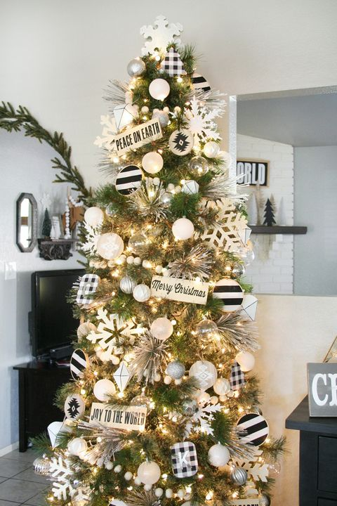 31 Christmas Tree Decorations Amp Tutorials To Create The