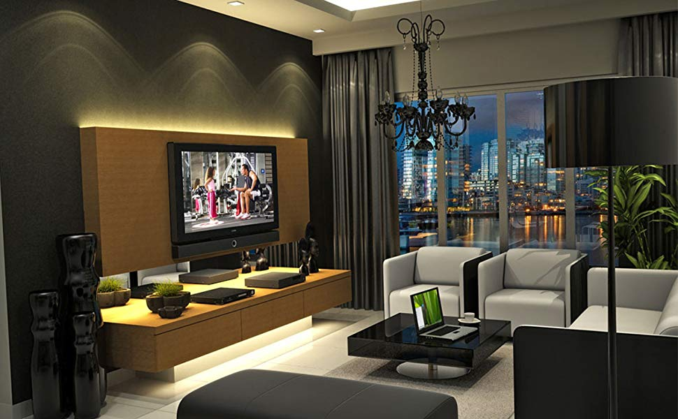 Lighting - Living Rooms