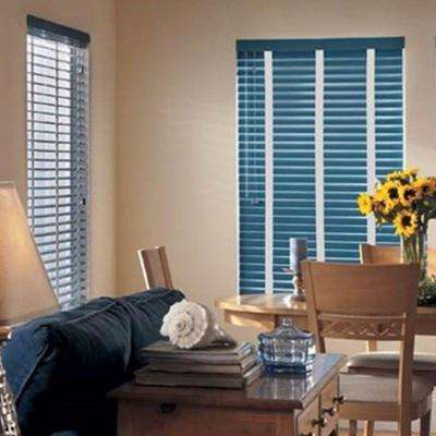 If your budget is that low, you do what you have to do. However, you should ask your supplier for a Foam PVC Product or Faux wood Window Blinds.