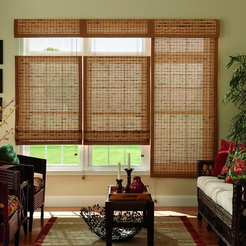 Window blinds manufactured from bamboo were traditionally used for centuries in Japan along with parts of Asia. Now days, these window blinds bamboo have noticed a revival and also have become more popular than ever in rest on the world too.