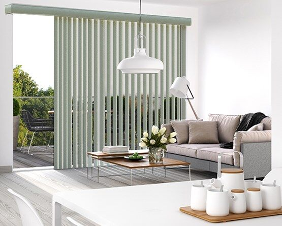 Both vertical and horizontal blinds as well as a surprising selection of shutters can be found when you visit the Hunter Douglas blinds website.