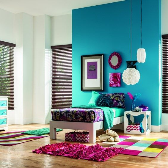 Window Blinds and Shades - 1 Inch Mini Blinds