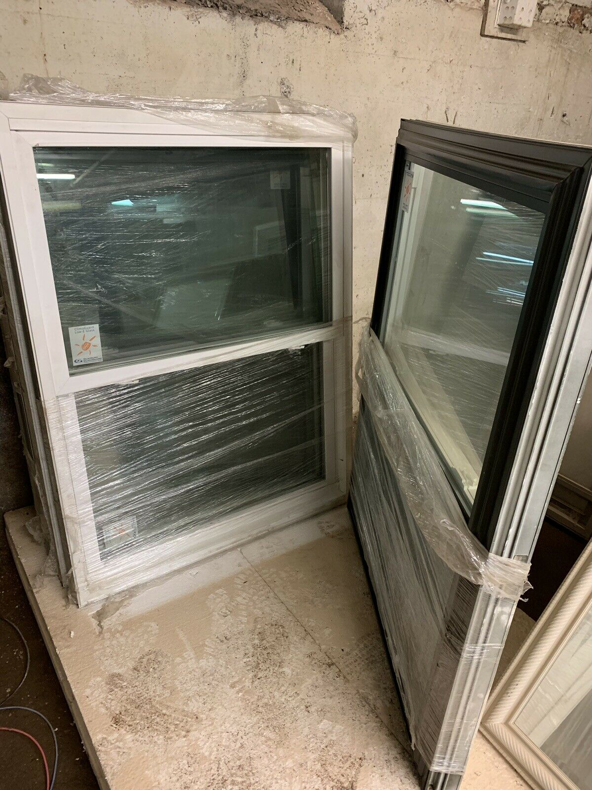 You can score  additional savings if you buy your window replacement at e-bay or thrift stores