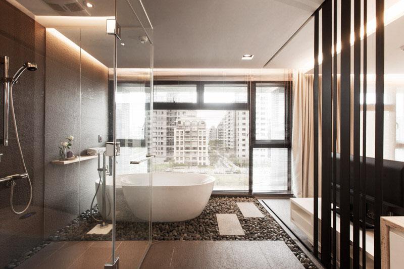 Spa In Mind Bathroom Design Idea