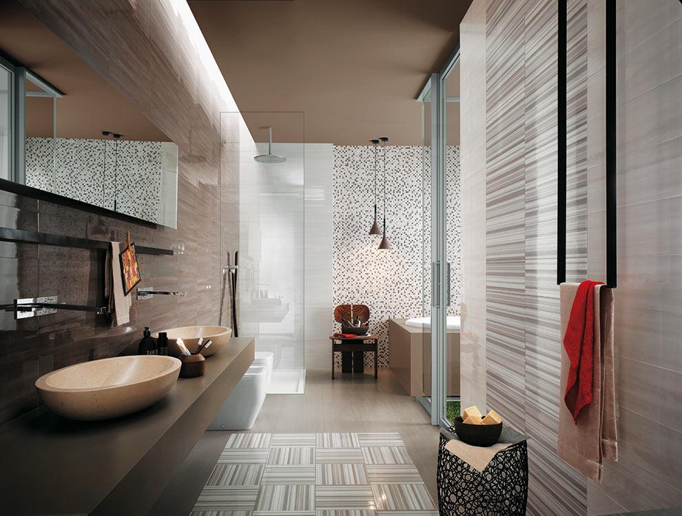 Relaxing Elegance Bathroom Idea